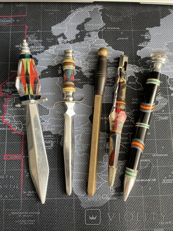 Ручки итк лот, фото №2