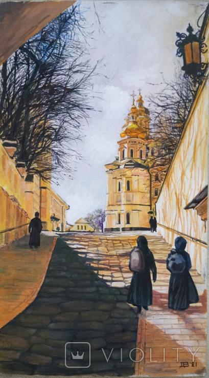 """"""" Шлях до храму """" худ. Дубровський В., фото №3"""