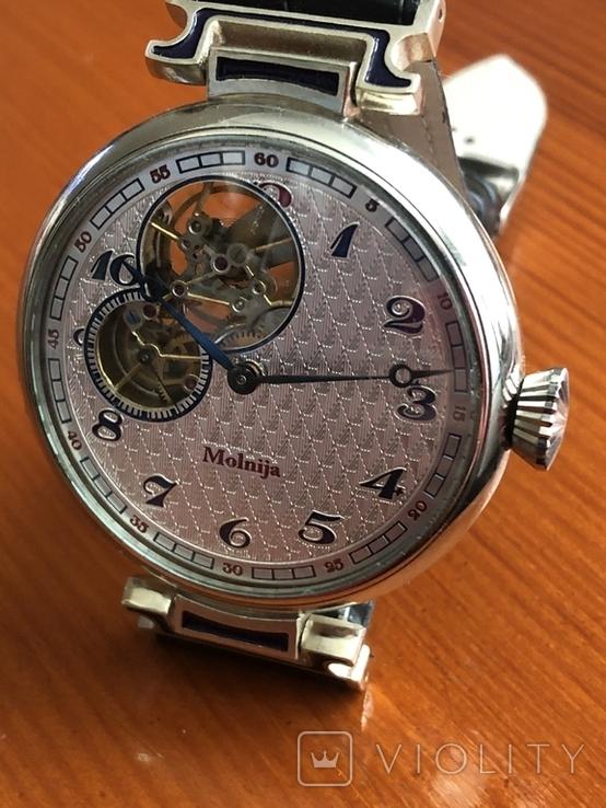 Часы молния марьяж., фото №2