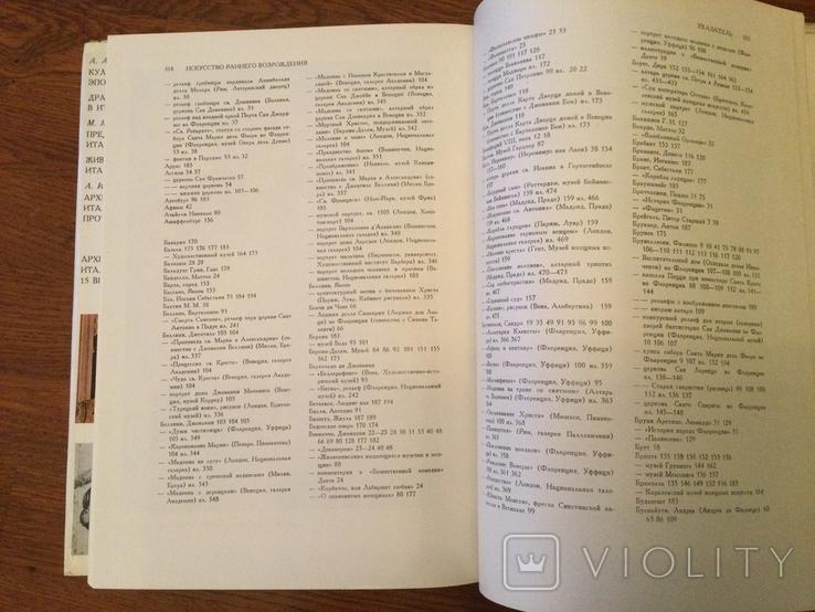 Книга СССР 1980г. история искусств. Москва издательство искусство, фото №10