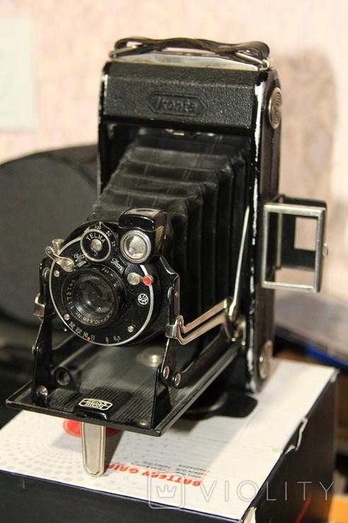 Фотокамера Ikonta 520/2(Zeiss Ikon).