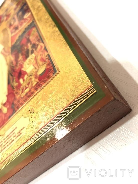 Икона Ангел Хранитель, фото №4