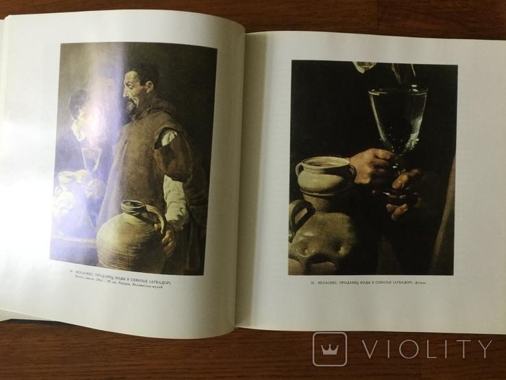 Книга по искусству СССР 1977 г Веласкес в музеях СССР В. Кемеров, фото №5