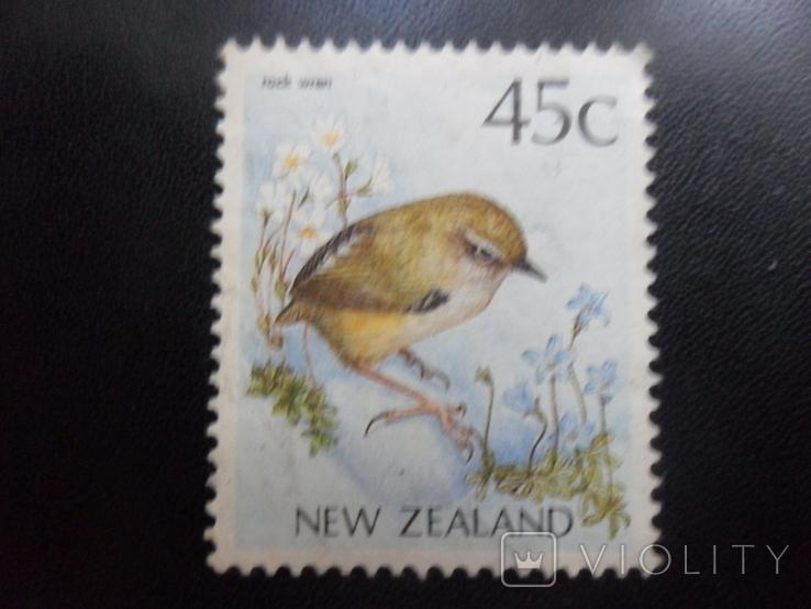 Фауна. Птицы. Новая Зеландия. МН, фото №2