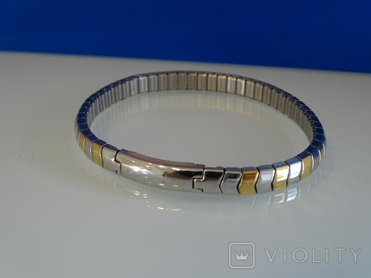 Магнитный браслет с медью. Мужской-женский. Европа., фото №4