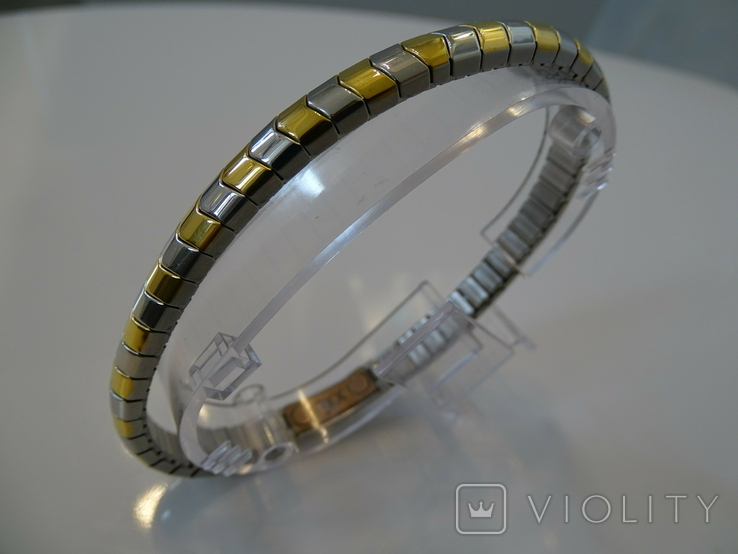 Магнитный браслет с медью. Мужской-женский. Европа., фото №7