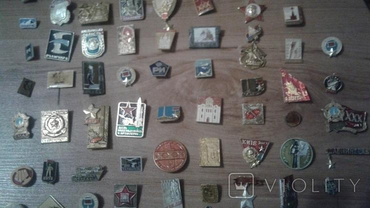 Значки СССР .Разные, фото №7