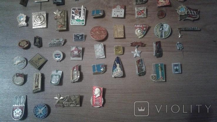 Значки СССР .Разные, фото №8
