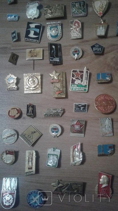 Значки из СССР .Разные .101 значок ., фото №3