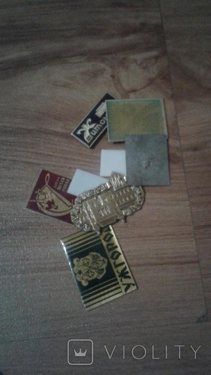 Значки из СССР .Разные .101 значок ., фото №10