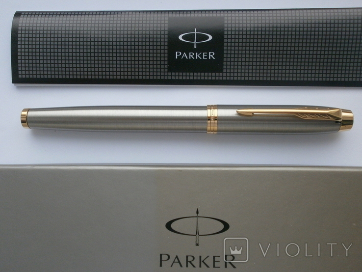 Ручка  Parker №22211 Новая, фото №4