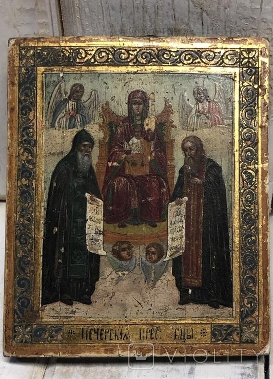 Икона Богородицы Печерская