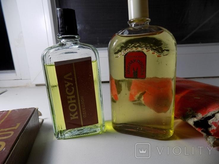 Два одеколона, фото №3