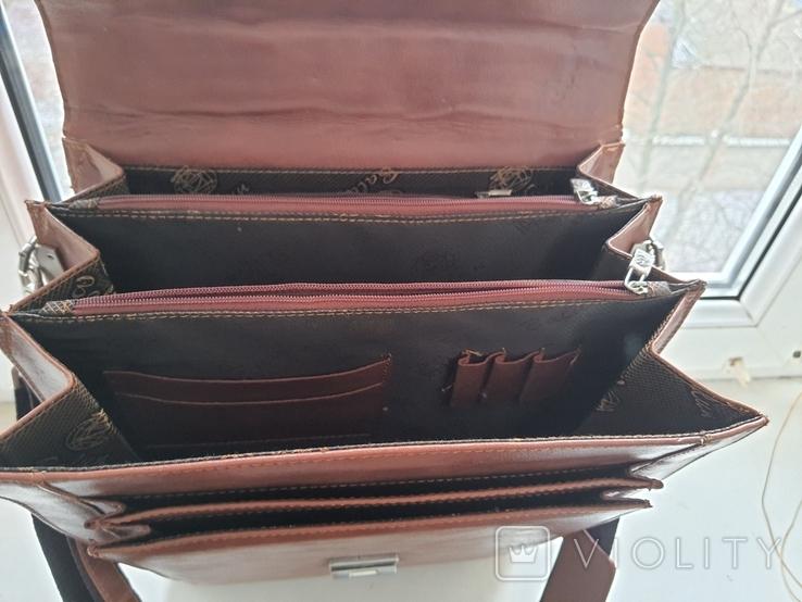Мужской портфель Balun, фото №4