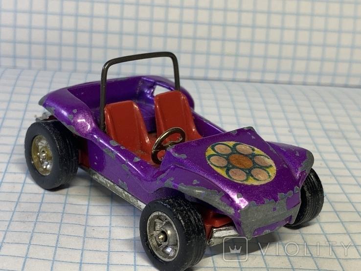 Corgi Whizzwheels GP Beach Buggy., фото №3