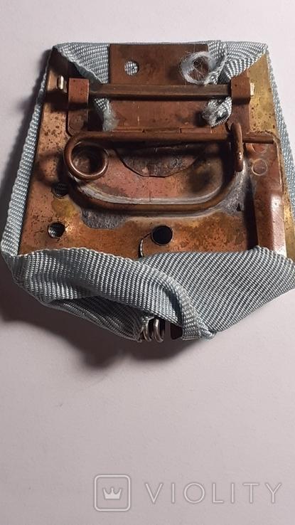 Копия колодки , ленты и промзвена для царской награды, фото №6