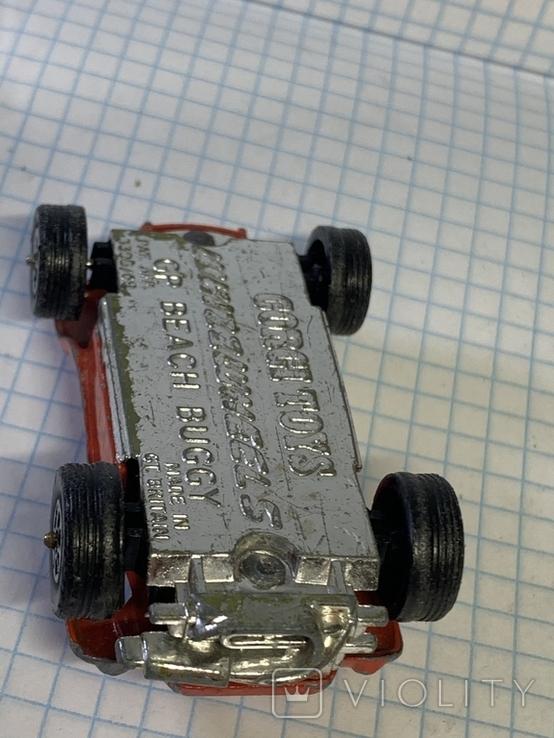 Corgi Whizzwheels GP Beach Buggy.(2), фото №7