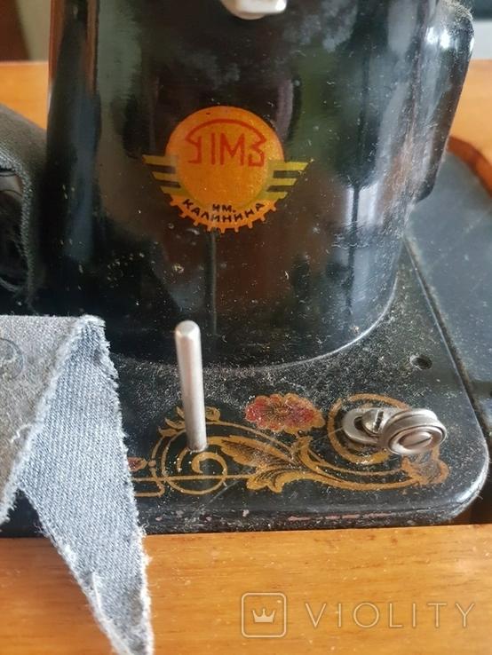 Швейная машинка со станиной, фото №5