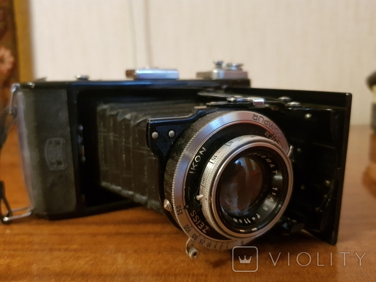 Фотоаппарат ZEISS IKON, фото №2