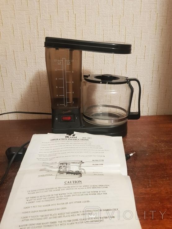 Кофеварка Deloni, фото №5