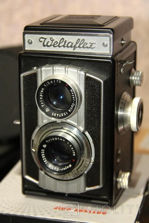 Фотокамера WELTA Weltaflex., фото №2