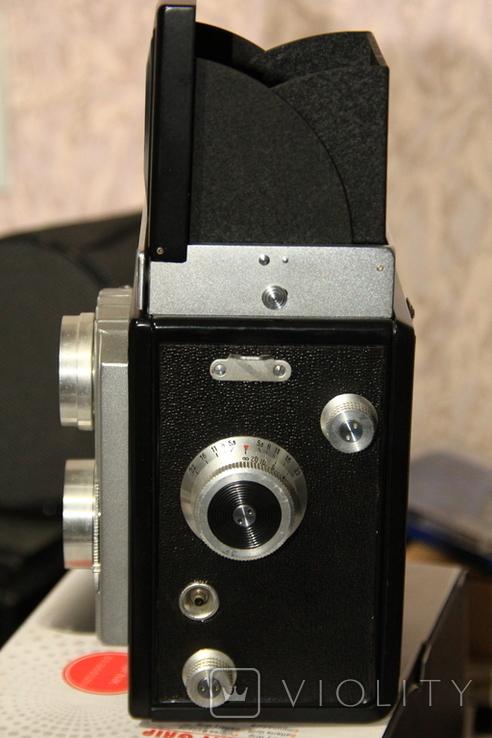 Фотокамера WELTA Weltaflex., фото №5