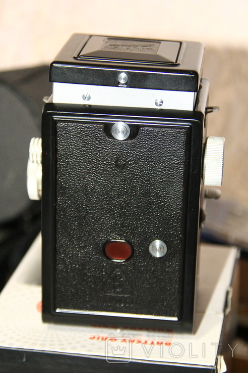 Фотокамера WELTA Weltaflex., фото №6
