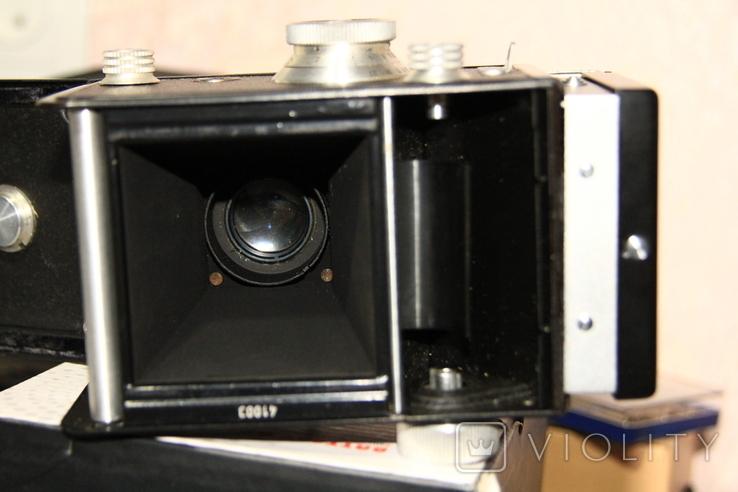 Фотокамера WELTA Weltaflex., фото №9