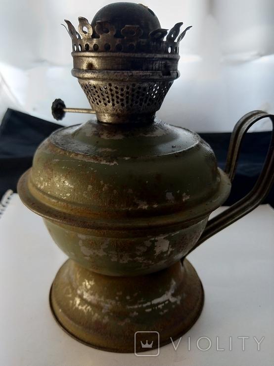 Лампа керасиновая заря, фото №2