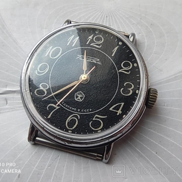 Часы Ракета (знак качества)