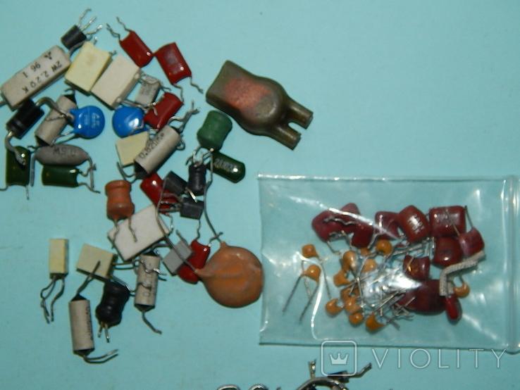 Разные детали с разборки, фото №6