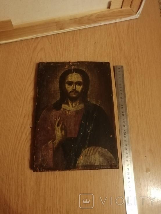 Икона старинькая, фото №2