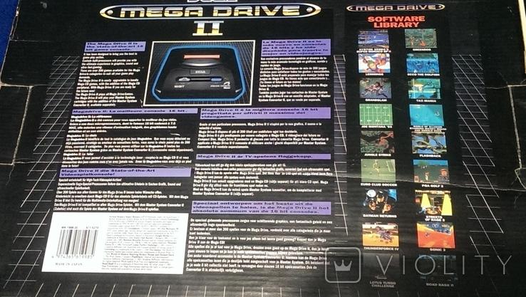 Sega. 16 бит. Япония Встроенные игры, фото №3