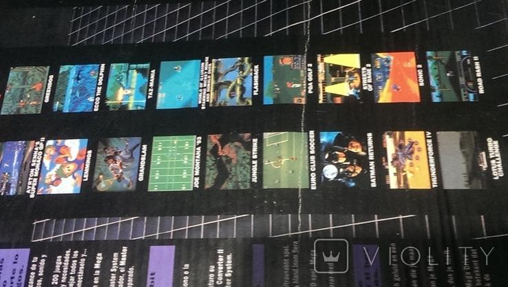 Sega. 16 бит. Япония Встроенные игры, фото №5