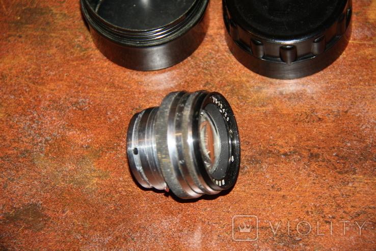 Объектив Юпитер 8 М. №пп 7515425.  №48.128, фото №6