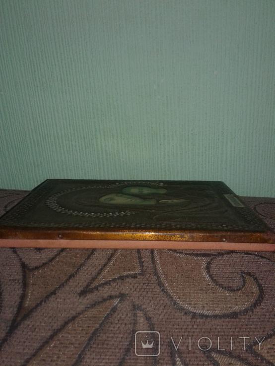 Икона оклад жакко казанская, фото №4
