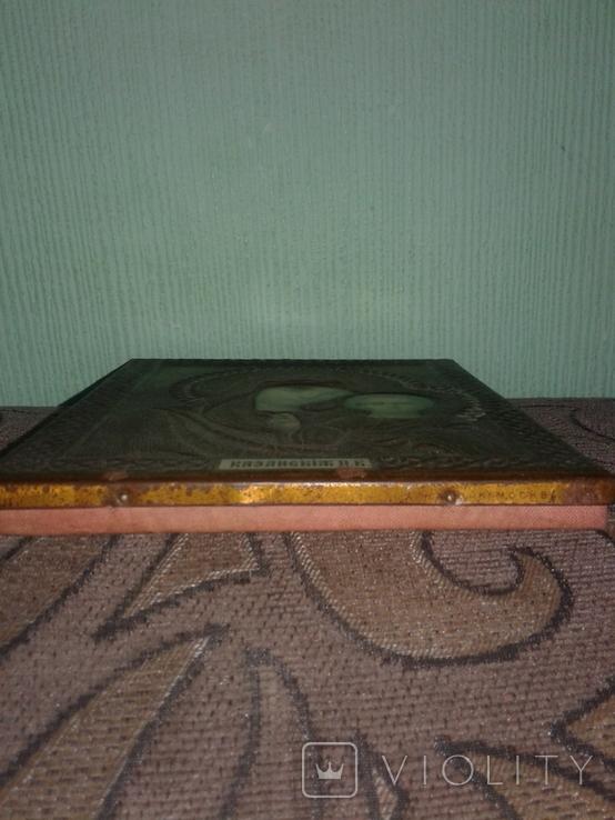 Икона оклад жакко казанская, фото №6