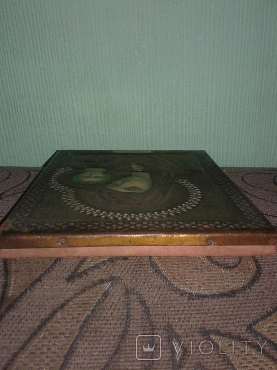 Икона оклад жакко казанская, фото №7