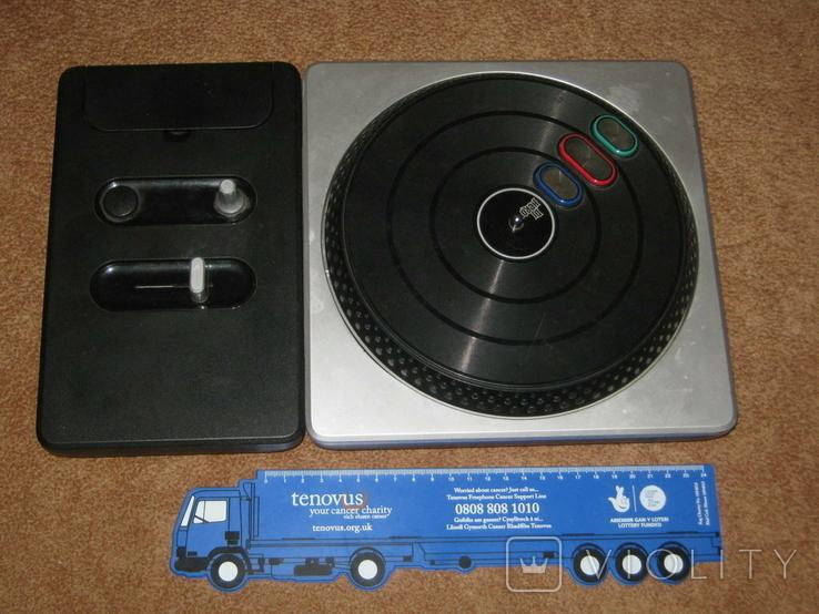 Диджейская установка dj hero для sony playstation 2, фото №2