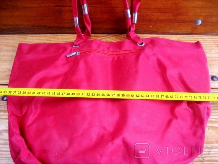 Жіноча фірмова сумка, фото №6