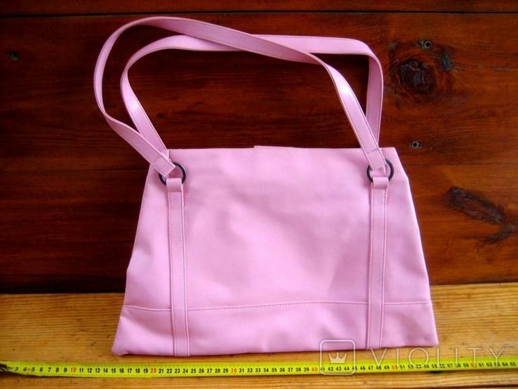 Жіноча фірмова сумка - 3, фото №2