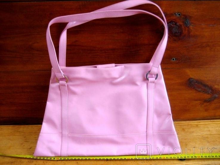 Жіноча фірмова сумка - 3, фото №4