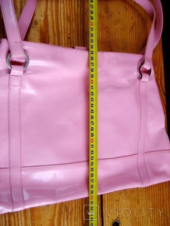 Жіноча фірмова сумка - 3, фото №6