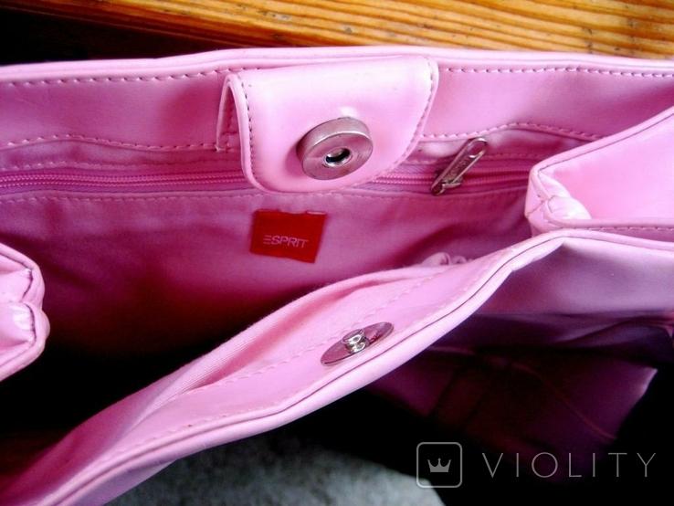 Жіноча фірмова сумка - 3, фото №7