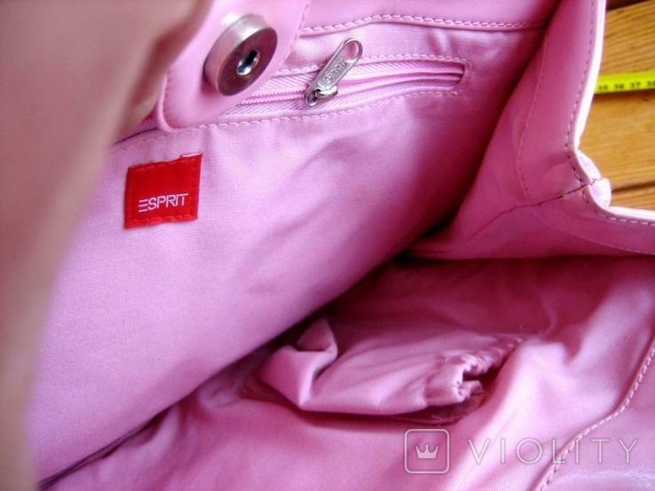 Жіноча фірмова сумка - 3, фото №8