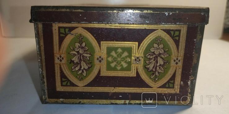Коробка от пастилы. Товарищество А. И. Абрикосова Сыновей, фото №5