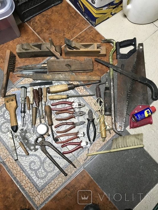Разные инструменты, фото №2