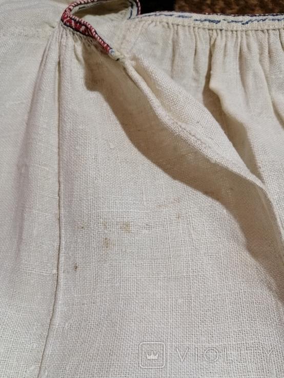 Сорочка старинна  №8, фото №9