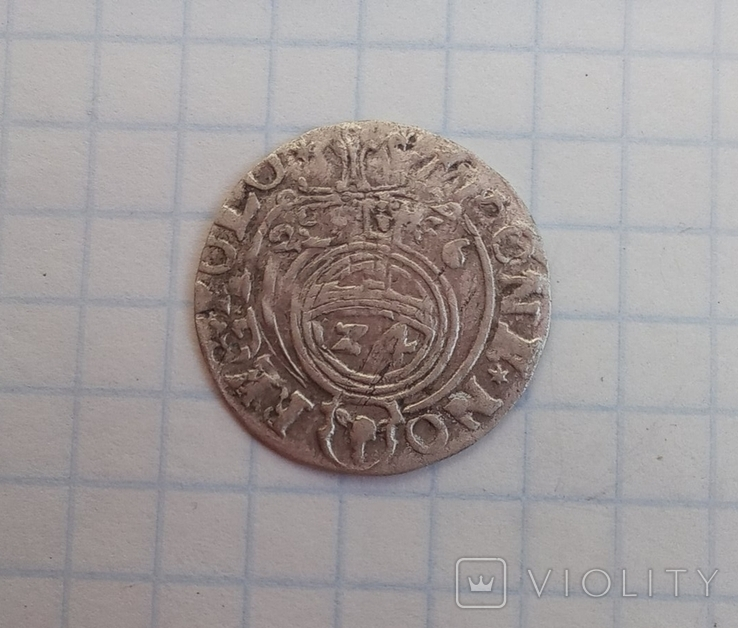 Півтора 1626 р. Подвійний удар, фото №7