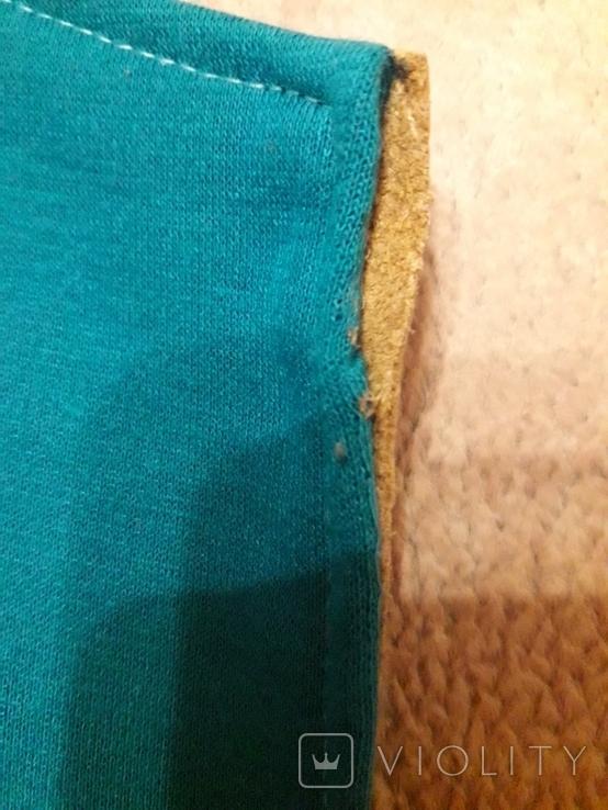 Кожаный клатч Victoria Sugden Йоркшир Великобритания. Ручная работа, фото №11